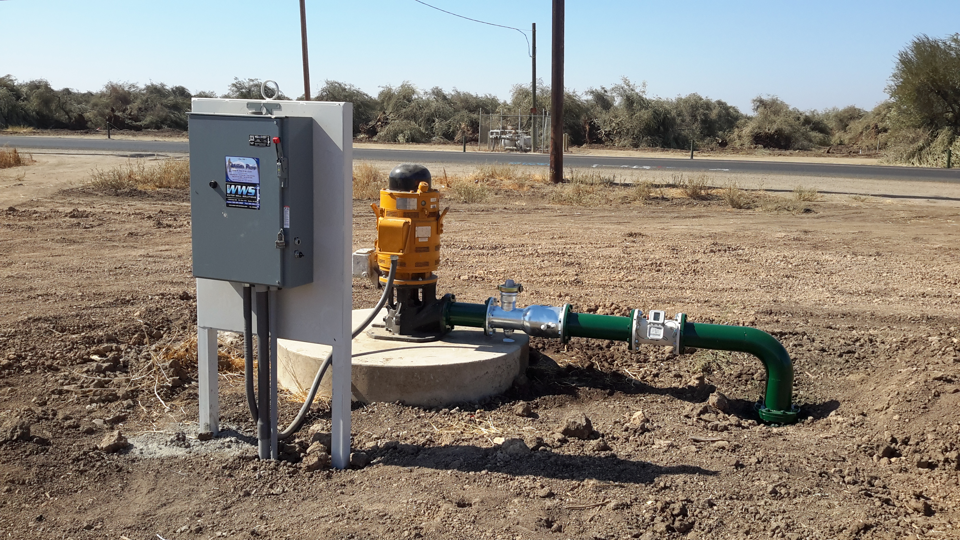 Pump And Irrigation Service 24 7 Emergency Service