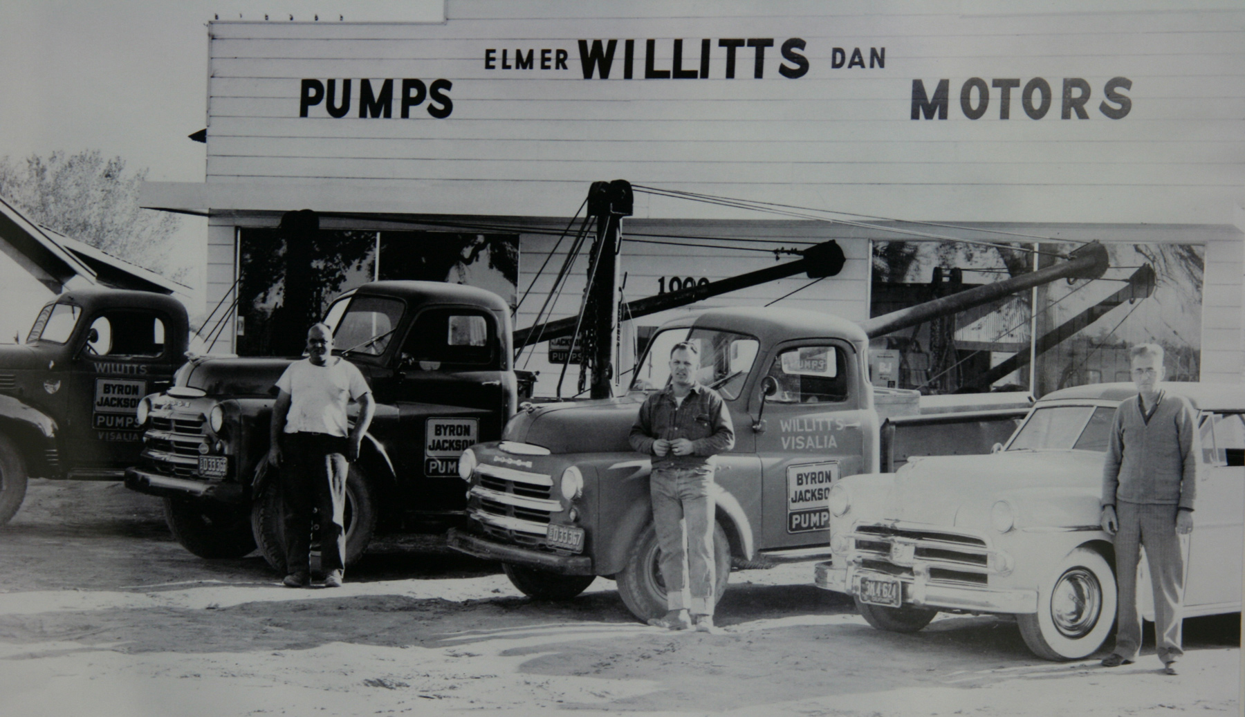 Willitts Pump since 1943