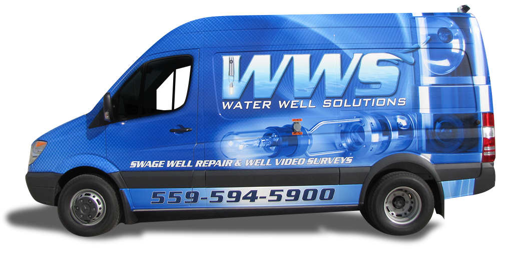 Water Well Solutions van